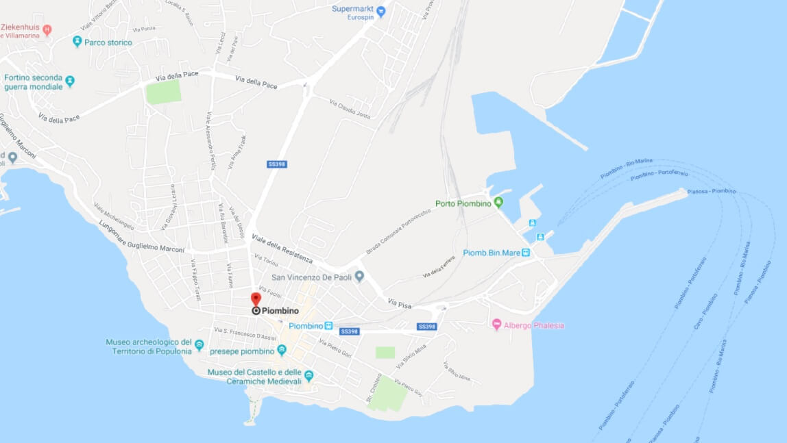 piombino-haven veerdiensten corsica